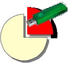 USBメモリ感染型ウィルスが増えはじめパソコンのウイルス感染原因の1/4をしめています。